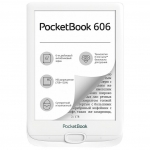 Электронная книга PocketBook PB606-D-CIS белый
