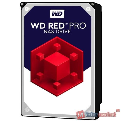Жесткий диск Western Digital WD Red Pro 6 TB (WD6002FFWX)