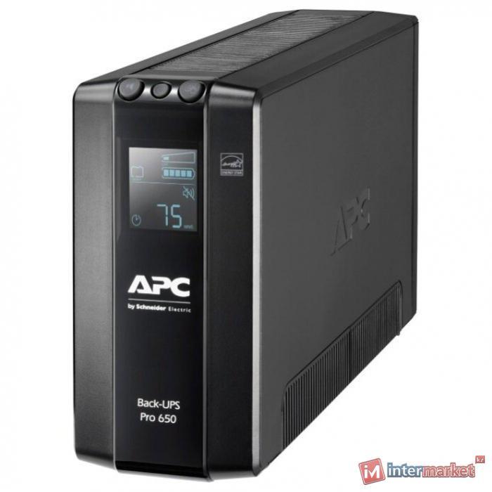 Интерактивный ИБП APC by Schneider Electric BR650MI