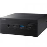 Персональный компьютер Asus Mini PC Asus pn40-bc602mc Intel Celeron N4120, 4Gb DDR4, 128Gb SSD, Wi-Fi 5 802.11ac