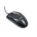 Мышь A4Tech N-301, Optical, 1000dpi, Black, USB