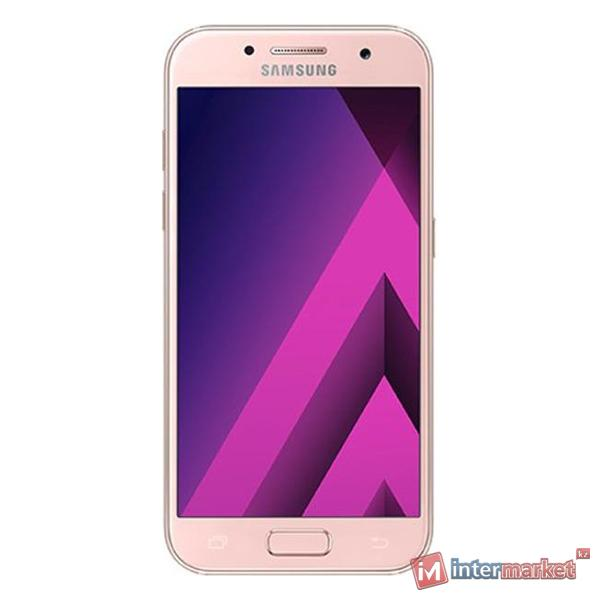 Смартфон Samsung Galaxy A5 (2017) SM-A520F, Peach Cloud