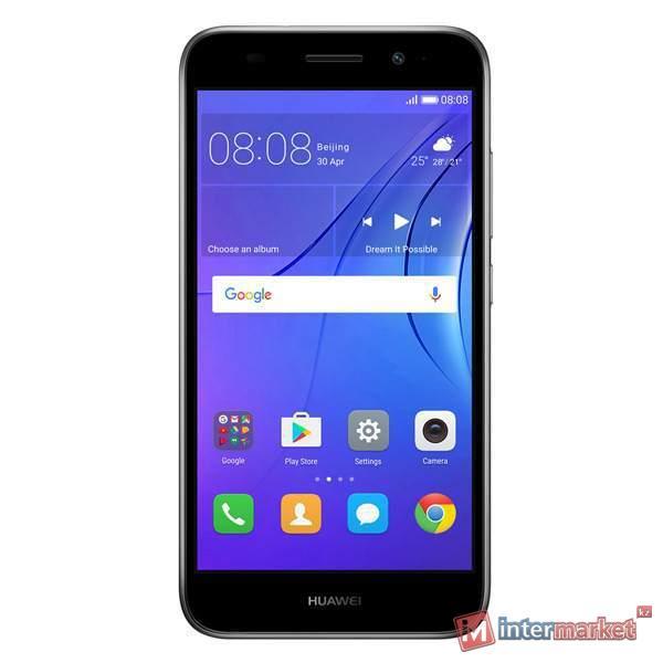 Смартфон Huawei Y3 2018, Grey(223763)