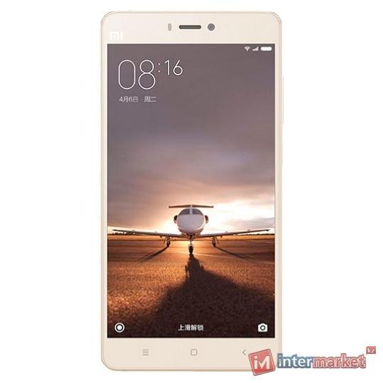 Смартфон Xiaomi Mi4S, 64Gb, Gold