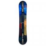 Сноуборд Stretch, оранж с синим, ростовка 140