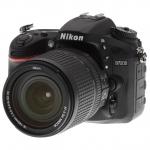 Цифровой фотоаппарат Nikon D7200+18-140VR