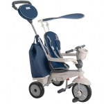 Велосипед Smart Trike 4в1 Voyage Blue