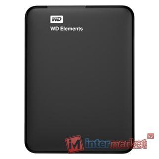 Жесткий диск Western Digital WDBUZG5000ABK